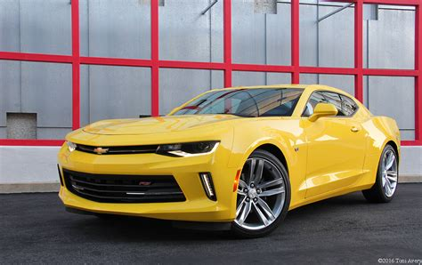 2016 Rs Camaro by Girlsdrivefasttoo 2016 Chevrolet Camaro Rs V6 Review