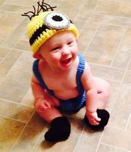 Minion Kostüm Baby : minion costume for baby baby pinterest ~ Frokenaadalensverden.com Haus und Dekorationen