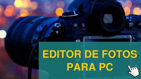 editor de imagem foto baixar para pc