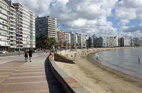 Rambla en Pocitos - Fotos de Montevideo - Archivo wu-205