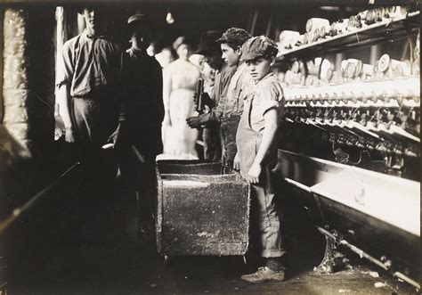 File:Lewis Wickes Hine - Young Doffers in the Elk Cotton ...