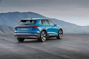 Audi E Tron : audi e tron suv comes with new quattro for 79 900 euros ~ Melissatoandfro.com Idées de Décoration
