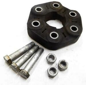 bmw   rear differential drive  shaft coupler  joint flex disc ebay