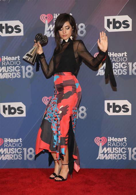 Bon Jovi Camila Cabello Cardi Halsey More Spotted