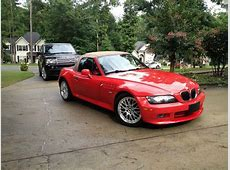 Find used 2000 BMW Z3 Roadster Convertible 2Door 28L NO