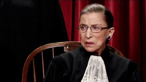 Ruth Bader Ginsburg Doubles Down On Donald Trump Criticism