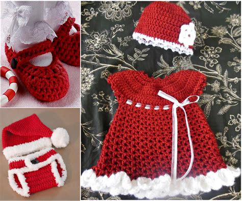 beautiful handmade baby gift sets   crochet