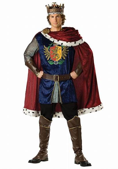 Medieval Noble King Costume Renaissance Costumes Adult