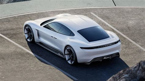 porsche car 2018 2018 porsche mission e 600 hp awd electric vehicle concept