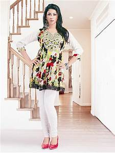 Latest Kurti Designs For Girls 2012