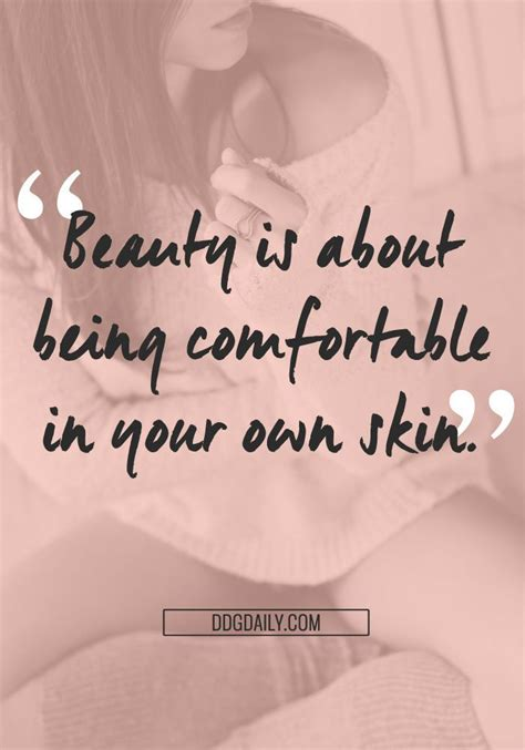 Love Your Natural Beauty Quotes