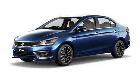 2019 Suzuki Ciaz by 2019 Maruti Suzuki Ciaz 1 5 Litre Diesel Bookings Open In