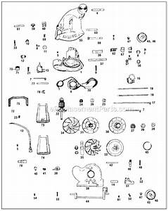 Kirby D50 Parts List And Diagram   Ereplacementparts Com