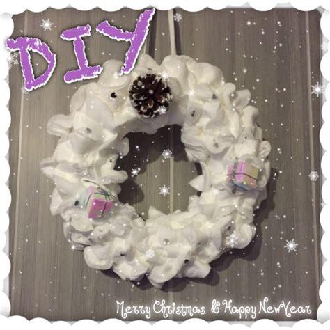 décorations de noël à faire soi même cuisine best images about noel diy tricot crochet on idee decoration couronne de noel idee