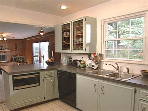 How To Paint Old Kitchen Cabinets  Howtos  Diy