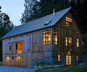 barn house by greene partners architecture and design in With barn homes washington state