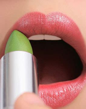 green color changing lipstick mood pearl green color changing lipstick