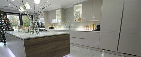 handleless kitchen design handleless kitchens from lwk kitchens 1548