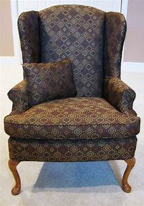 Wing chair slipcover dress up chairs with fashion home for Furniture slipcovers for wingback chairs