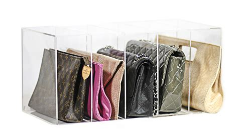 closet handbag organizer organized handbags