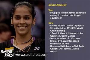 15 Indian Athle... Saina Nehwal Quotes