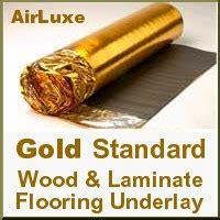 gold underlay for laminate flooring gold standard wood laminate underlay