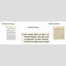 El Párrafo Y Su Estructura Factores Esenciales De La Textualidad Monografiascom