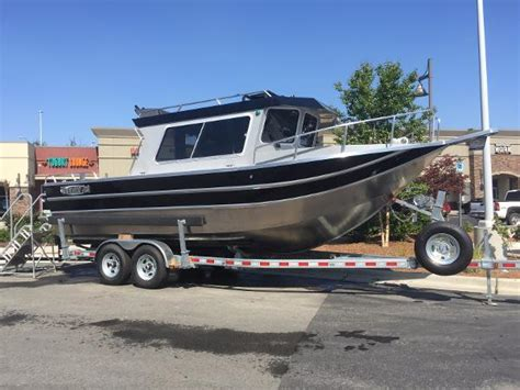 Used Outboard Motors For Sale Anchorage Alaska by For Sale New 2017 Thunderjet Tj Pilot House In Anchorage