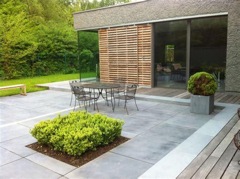 terrasse modele terrasse exterieur beton accueil design