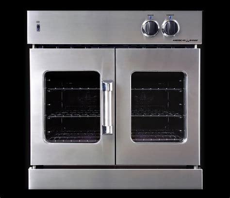 american range french door ovens