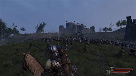 siege feeder mount blade ii bannerlord siege gameplay revealed