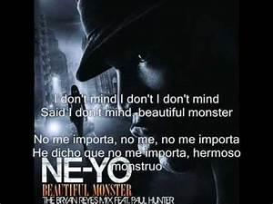 Ne Yo Beautiful Monster Lyrics subtitulado español ingles ...