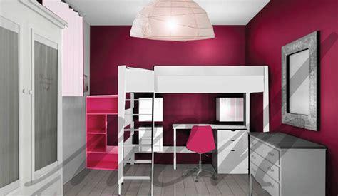 couleur chaude pour une chambre couleurs plus flashy dans la decoration de chambre de