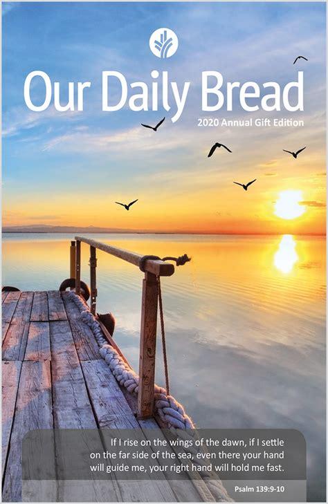 daily bread annual