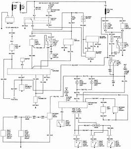 1993 Toyota Hilux Wiring Diagram  3