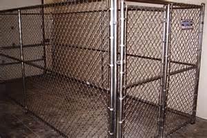 Custom Indoor Dog Kennels