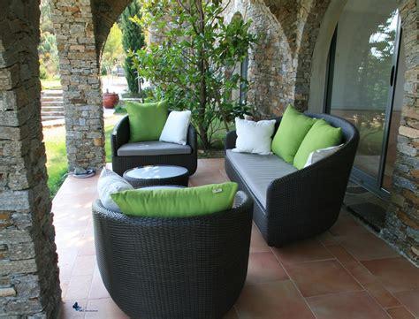 canapé pour terrasse mobilier d 39 extérieur design pour l 39 aménagement de ma