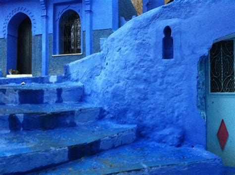 colorful chefchaouen moroccos idyllic escape
