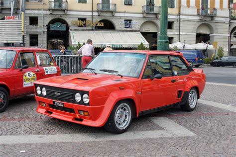 Fiat Abarth 131 Supermirafiori   XV Ruota d'Oro Storica ...