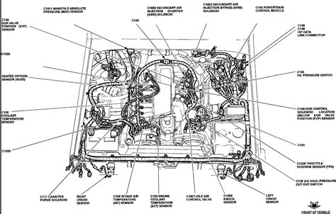 1995 Ford Ranger Wiring Diagram Vs by I A 1994 F150 With An Inline 6 Cylinder A Pack Rat