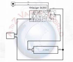 Yihi Sx350 Chip 50 Watt Simple Diagram