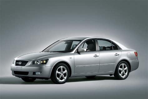 Hyundai 2006 Sonata by 2006 Hyundai Sonata Pictures Photos Gallery The Car
