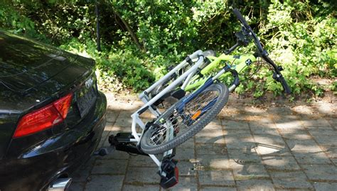 e bike fahrradträger atera strada e bike ml test