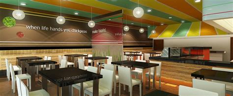 Projects A to Z Commercial / Restaurant Interior Design