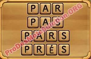 Pro Des Mots 318 : pro des mots niveau 45 solution ~ Gottalentnigeria.com Avis de Voitures