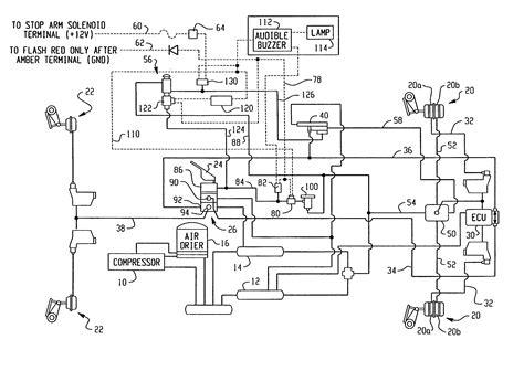 haldex abs wiring schematic wiring diagram and schematics