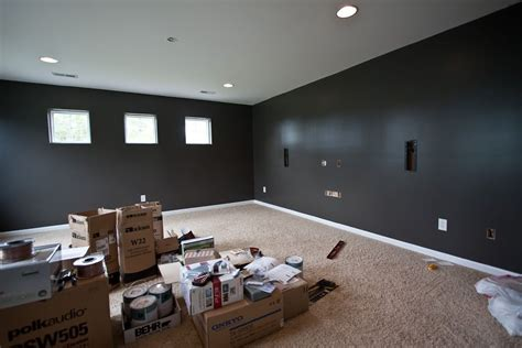 what color should i paint my home theater room in 2018