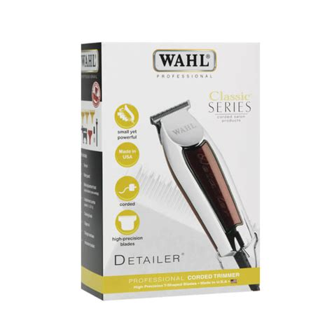 Wahl Detailer Trimmer Classic Series - AMR