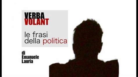 Verba Volant Torino Verba Volant Repubblica It