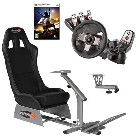 siege volant ps4 playseats evo seat slider gearshift holder volant